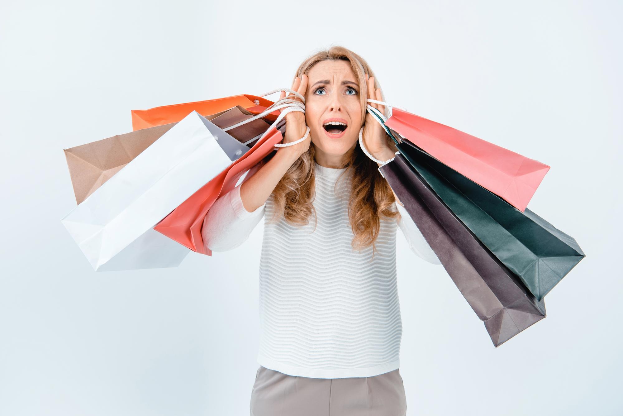 Kvindelig forbruger